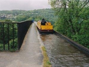 Pontcysyllte Aqueduct Llangollen