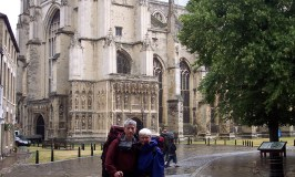 Via Francigena – Canterbury Cathedral