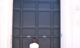 Via Francigena – Rome – secret view