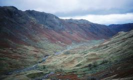 Lake District Walks – over Stake Pass