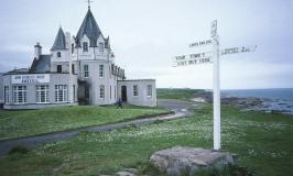 John O'Groats: top of Scotland