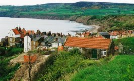 Robin Hood's Bay – destination for Coast to Coast Walkers