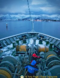 Hurtigruten Norwegian Cruise..