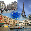 European Cities and Countries