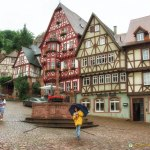 Visiting Miltenberg on the Main River