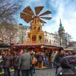 Munich Christkindlmarkt – Christmas Market 2015