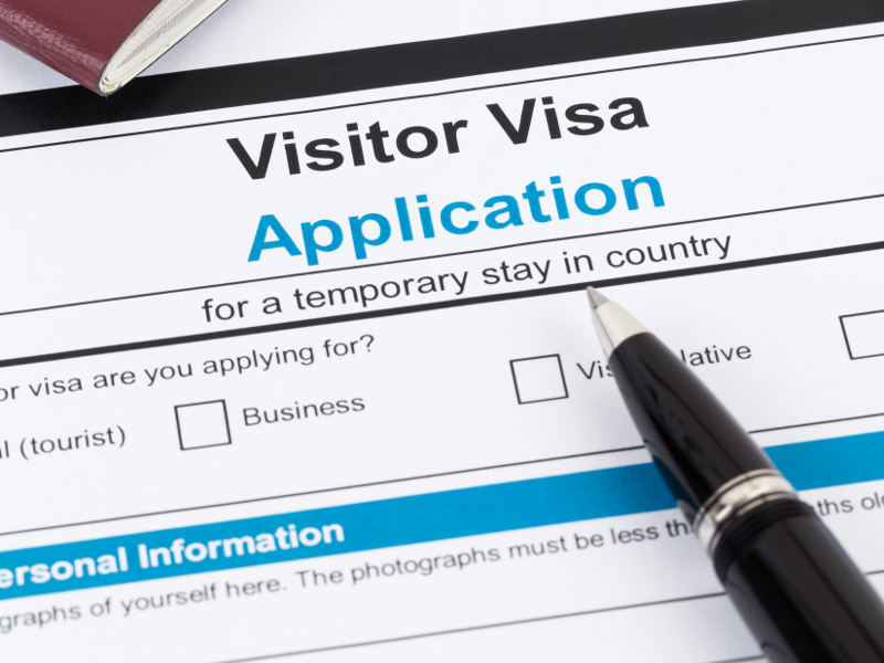 South African Visitor Visa