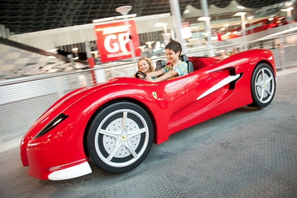 Ferrari Abu Dhabi-Travelstart