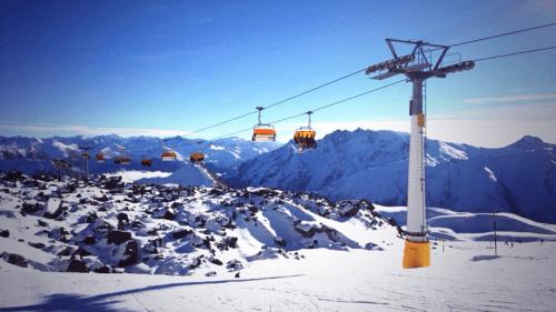 Ischgl Skigebiet