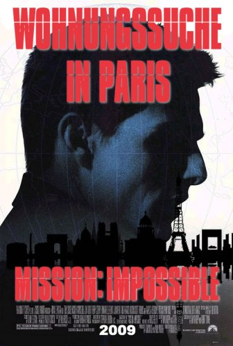 Wohnungssuche in Paris - Mission Impossible?