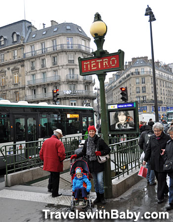 how to ride paris buses