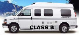 Class B camper
