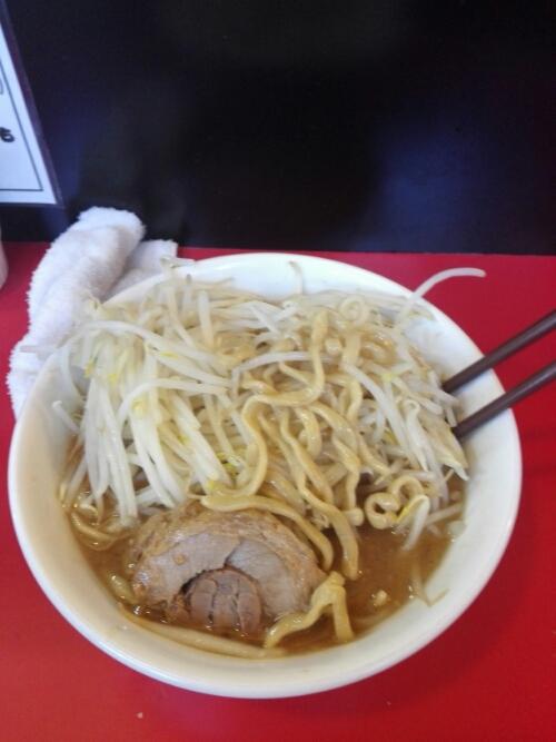 Delicious ramen in Tokyo