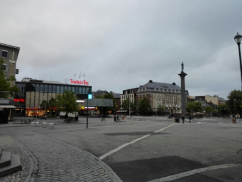 Trondheim City Square