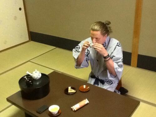 Ryokan in Kyoto