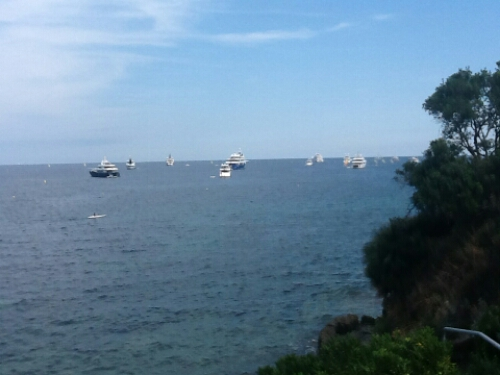 Boats in Saint-Jean-Cap-Ferrat