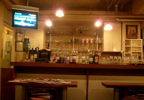 Smash Head Bar in Nagoya, Japan