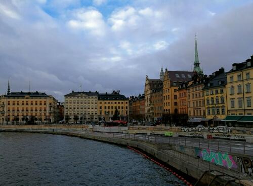 I've moved to Sweden