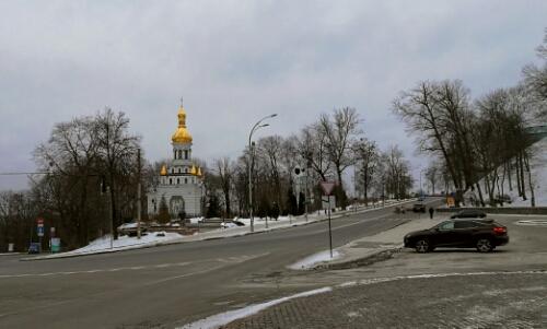 Ukrainian Holodomor Genocide Memorial