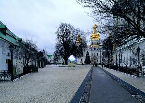 The Caves of Pechersk Lavra