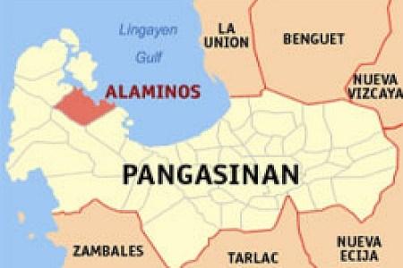 map of pangasinan philippines