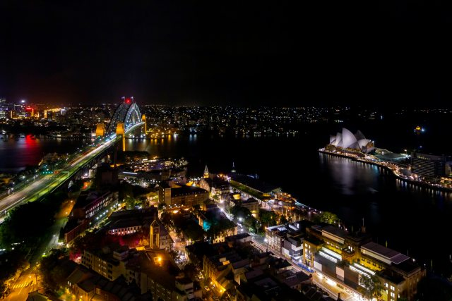 Travel Photography Nightscape