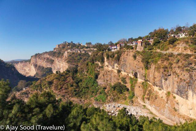 Dharamshala - Doorstep of Dazzling Dhauladhar