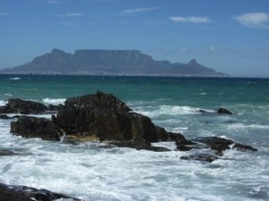 Places to go in Cape Town