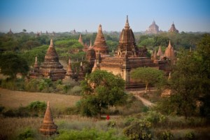 Bagan Myanmar, formerly Burma