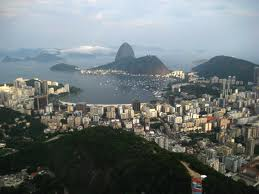 visiting rio in brazil