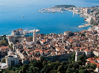 Visiting Split in Croatia