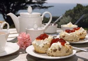 best places for afternoon tea