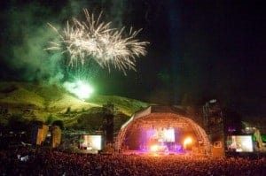 New Zealand music festivals