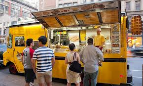 Best street food in New York