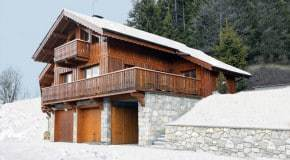 Best ski chalets in Meribel