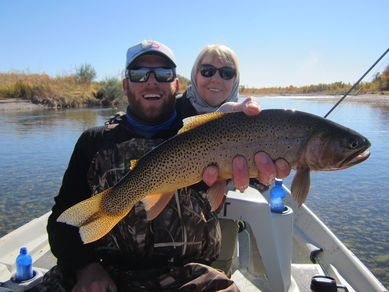 Idaho falls exploring the outdoors travel with archie for Fly fishing boise idaho
