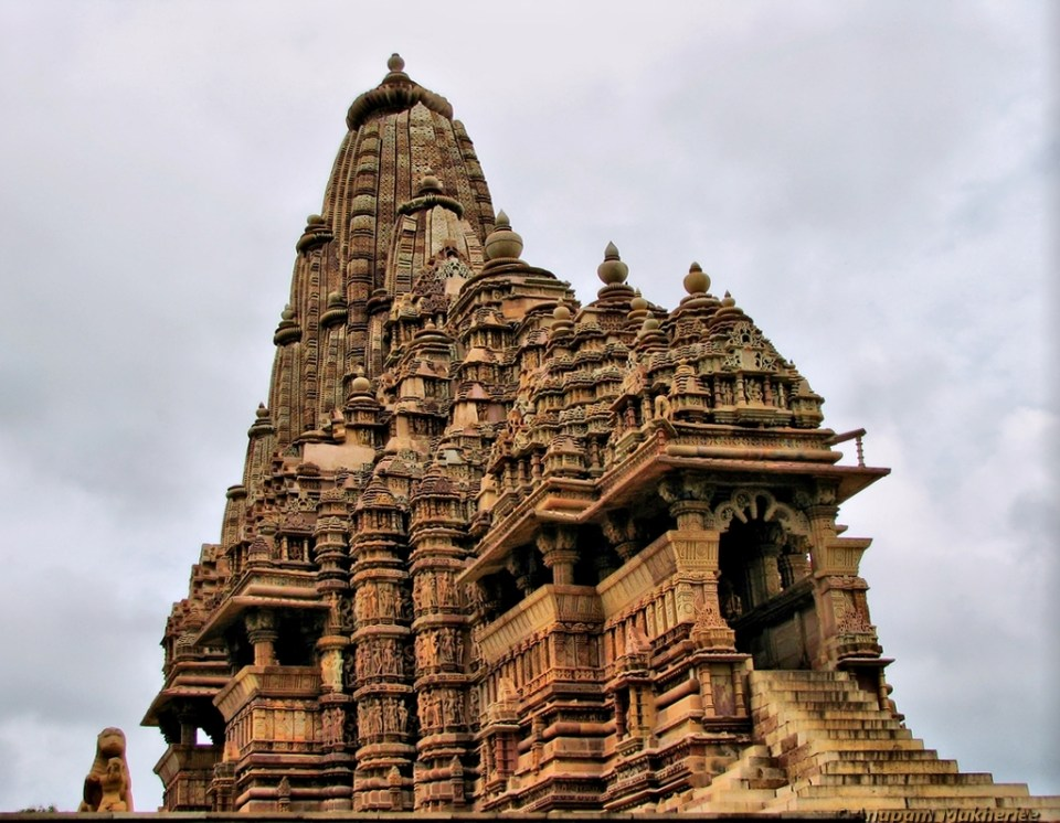 Kandariya Mahadev temple in Khajuraho - Courtesy - Google