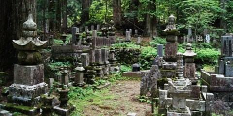 Sacred Sites and Pilgrimage Routes in the Kii Mountain Range