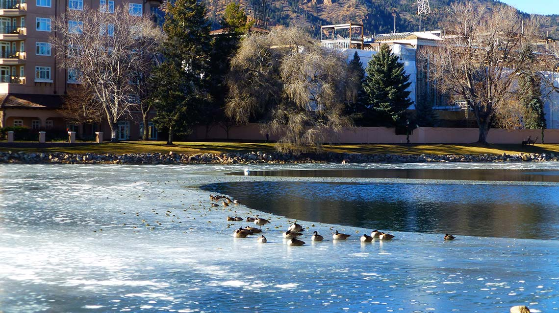 Spirit of the Holidays at The Broadmoor