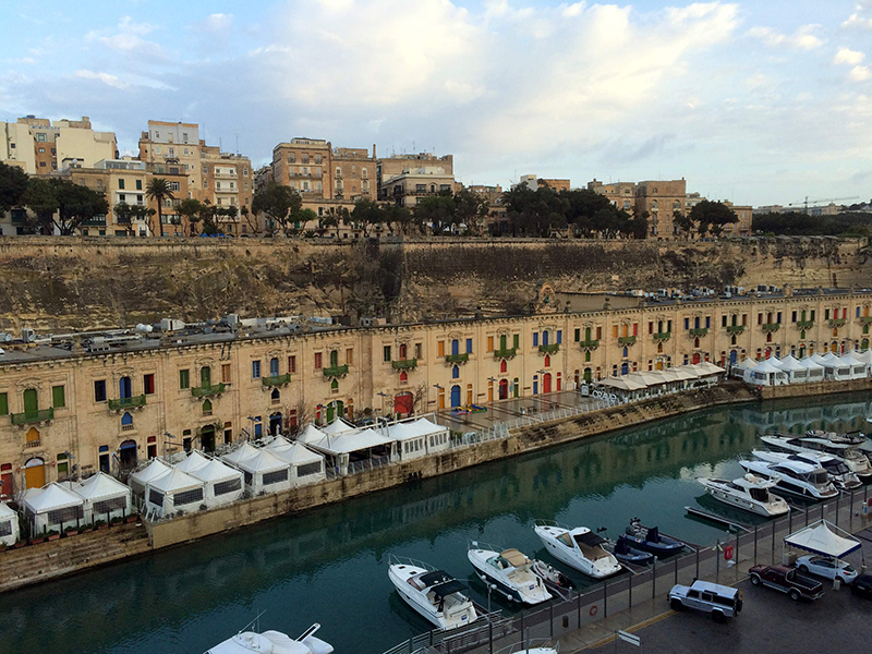 A Mediterranean Cruise of the First Magnitude