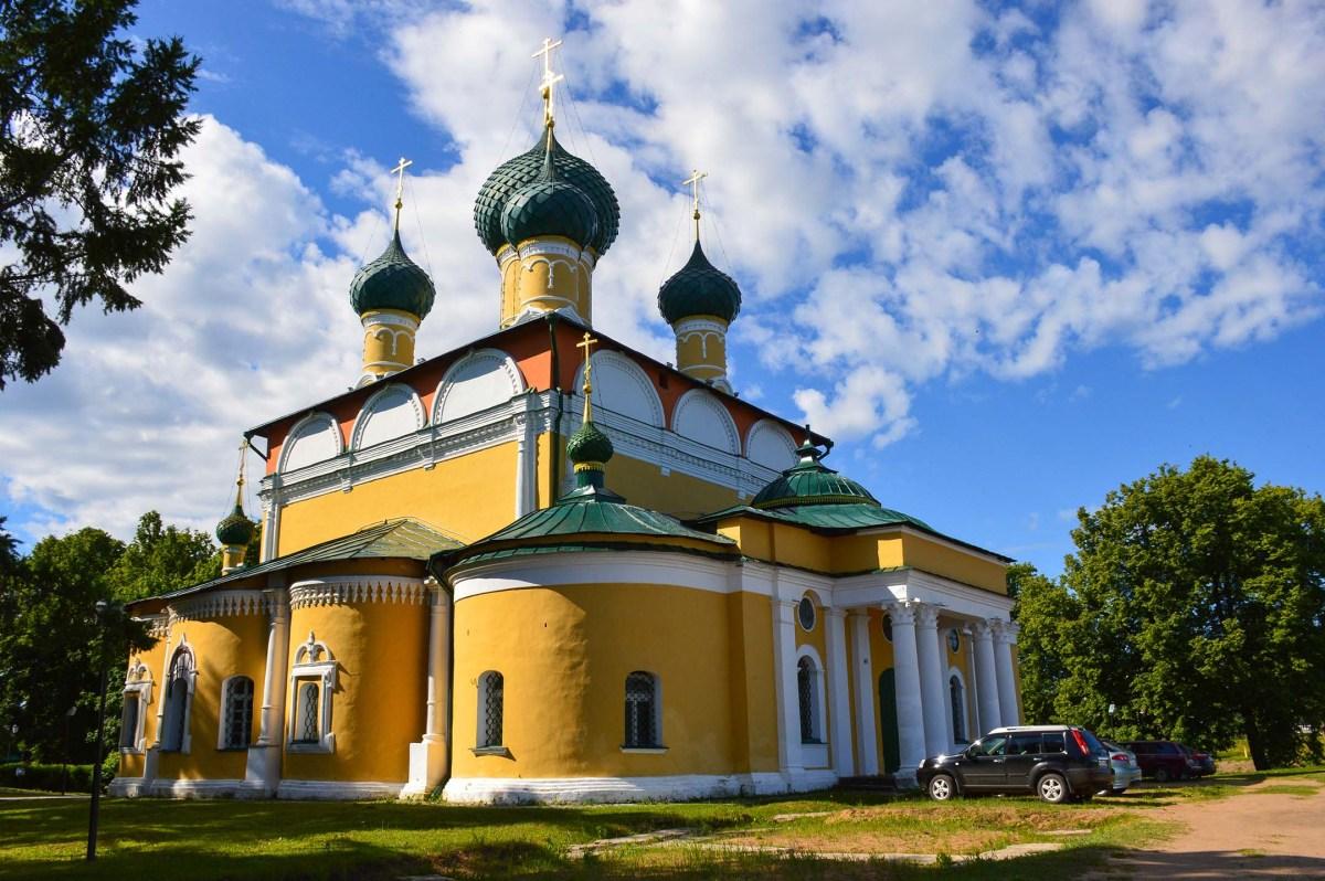 Cruising the Volga with Love