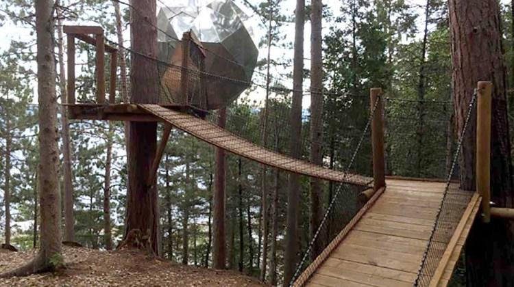 Sphere at Parc Aventures