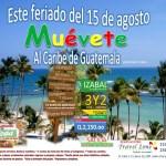 Afiche Travel Zone Exc. 15 Agosto