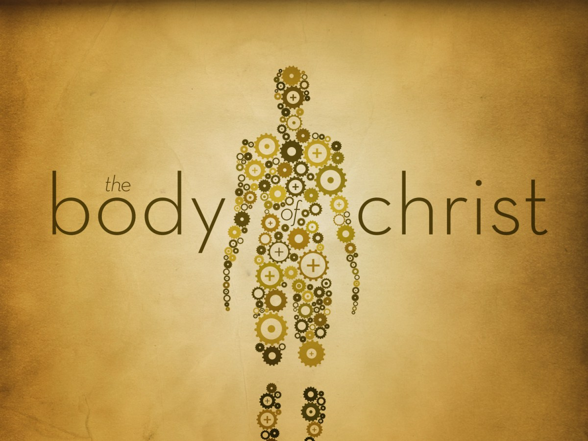 Body of Christ (Images of the Church - #4 of 7)
