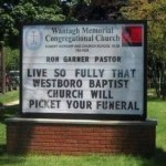 Picket Your Funeral