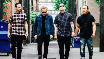 "Shinedown ""How Did You Love"" Music Video"