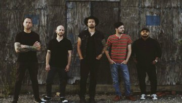 """Taking Back Sunday Release New Song """"Death Wolf"""""""