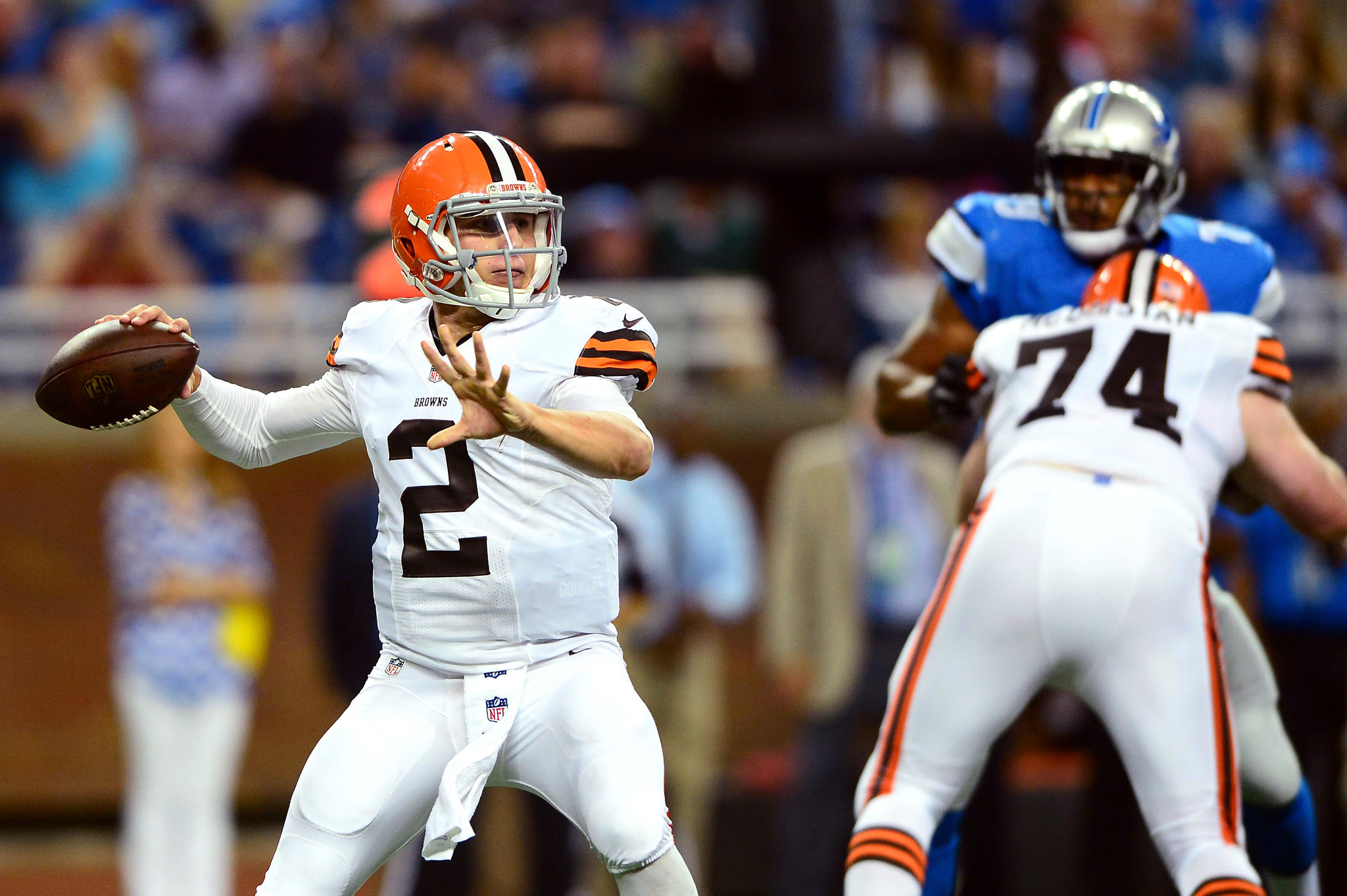 johnny manziel to join the spring league scouting 2