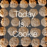 Today Is... Cookie (treatswithatwist.com) #glutenfree #holidaybaking