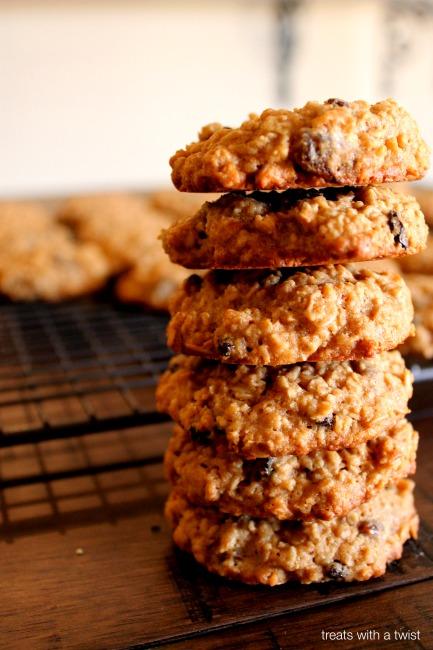 Today Is... Cookie (treatswithatwist.com) #glutenfree #holidaybaking